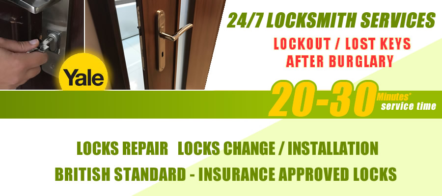 Hackney Wick locksmith services